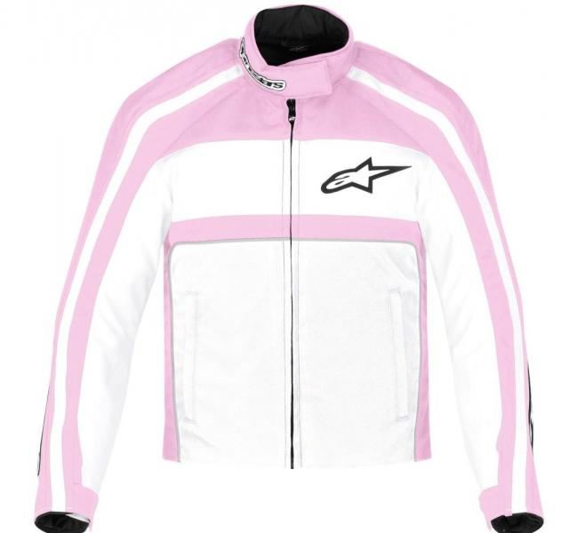 Chaqueta dainese mujer rosa