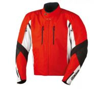 CHAQUETA HEBO LAST LAP RED/WHITE T.S
