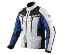 CHAQUETA REV'IT SAND 2 SILVER-BLUE