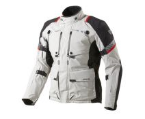 CHAQUETA REV'IT POSEIDON GTX LIGHT GREY-BLACK