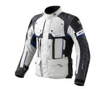 REV'IT DEFENDER PRO GTX JACKET GREY-BLUE