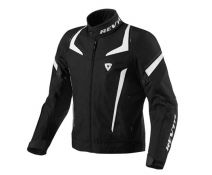 CHAQUETA REV'IT JUPITER BLACK-WHITE