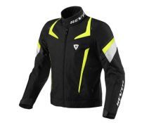 CHAQUETA REV'IT JUPITER BLACK-FLUO
