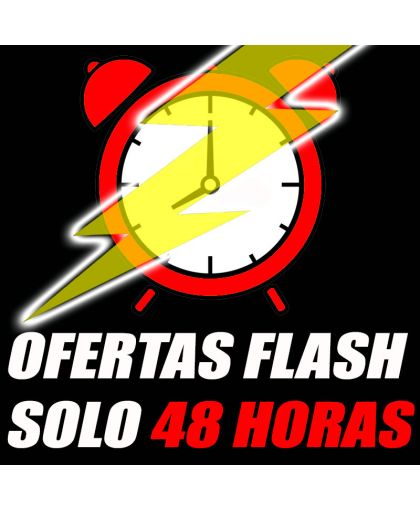 OFERTAS FLASH ACTIVAS HASTA EL 19 DE JULIO