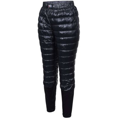 Pantalon Termico Mujer Rukka Down Y Black