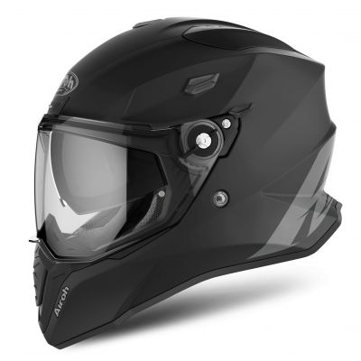 Casco Airoh Commander Progress Naranja Mate 1
