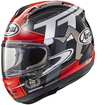 CASCO ARAI RX-7V ISLE OF MAN TT 2018 LIMITED EDITION 0