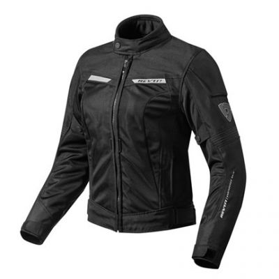 CHAQUETA REV\'IT AIRWAVE 2 LADY NEGRO 0