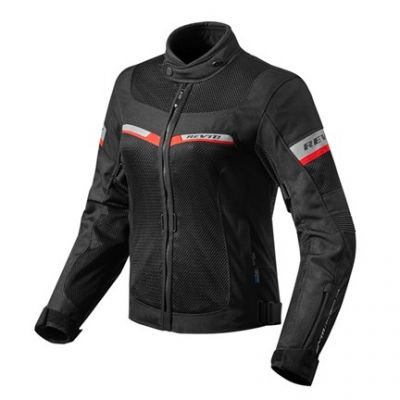 CHAQUETA 2EN1 REV\'IT TORNADO 2 LADY BLACK 1