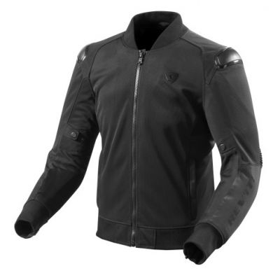 CHAQUETA REV\'IT TRACTION NEGRO 1