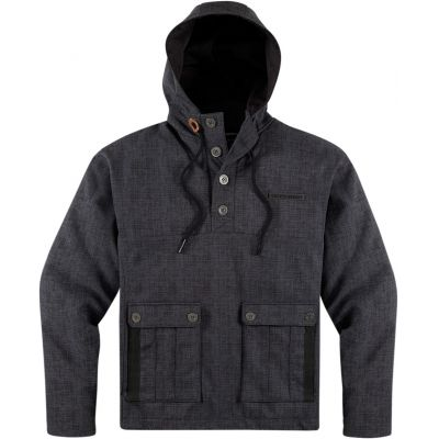 CHAQUETA ICON STAVANGER HOODY SHADOW 0