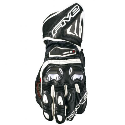 Guantes Racing Competicion Five Rfx1 Ng-bl T.2xl 0