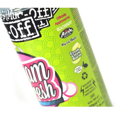 Muc-off Espuma Limpiadora Helmet Foam Fresh Spray 400ml 1