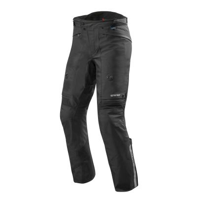 PANTALÓN REV\'IT POSEIDON 2 GORE-TEX 3L BLACK CORTO 1