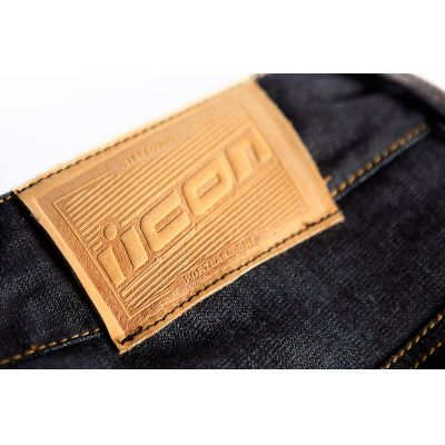 Pantalon Icon Insulated Blue 7