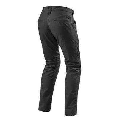 PANTALON REV\'IT ALPHA NEGRO LARGO 1