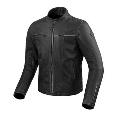 CHAQUETA REV\'IT ROSWELL BLACK 1