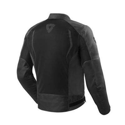 CHAQUETA REV\'IT TORQUE 1010 NEGRO 1