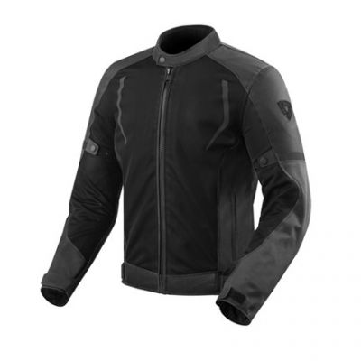 CHAQUETA REV\'IT TORQUE 1010 NEGRO 0