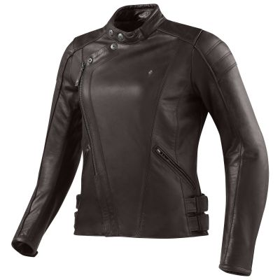 CHAQUETA REV\'IT BELLECOUR LADIES DARK-BROWN 1
