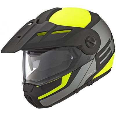 SCHUBERTH E1 GUARDIAN YELLOW 1