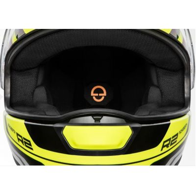 Casco Schuberth R2 Nemesis Yellow 2