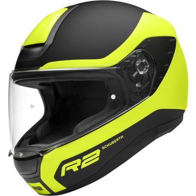 Casco Schuberth R2 Nemesis Yellow 0