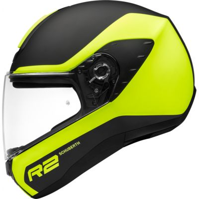 Casco Schuberth R2 Nemesis Yellow 1