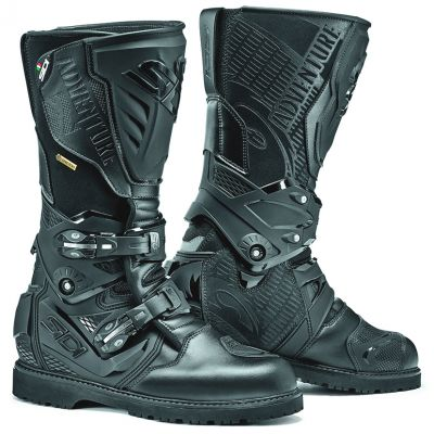 BOTAS SIDI ADVENTURE-2 GORE-TEX BLACK 0