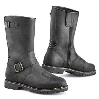 BOTAS TCX FUEL WATERPROOF BLACK 7096W-NERO 0