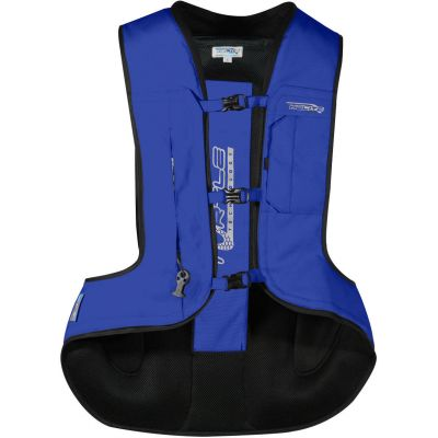 CHALECO AIRBAG HELITE TURTLE 2 AZUL REAL 0