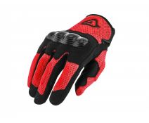 GUANTES ACERBIS RAMSEY MY VENTED RED