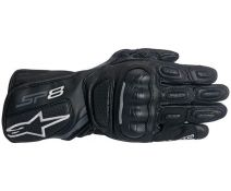 Guantes Mujer Alpinestars Stella Sp-8 V2 Black-dark Grey T.xl