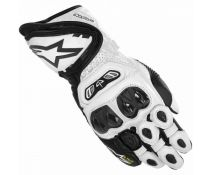 ALPINESTARS GP TECH WHITE-BLACK