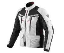 CHAQUETA REV'IT SAND 2 SILVER-BLACK