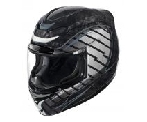 CASCO ICON AIRMADA VOLARE BLACK T. 2XL