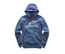SUDADERA ALPINESTARS ALWAYS FLEECE BLUE