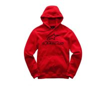 SUDADERA ALPINESTARS ALWAYS FLEECE RED