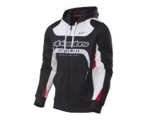 SUDADERA ALPINESTARS SESSION FLEECE BLACK 10