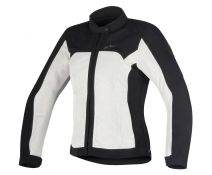 CHAQUETA ALPINESTARS STELLA ELOISE AIR BLACK-LIGHT GREY