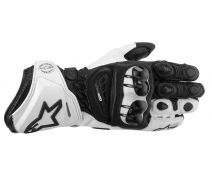 ALPINESTARS GP PRO BLACK-WHITE T.S