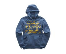 SUDADERA ALPINESTARS HAZE FLEECE BLUE