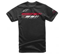 CAMISETA ALPINESTARS LAUNCH TEE BLACK