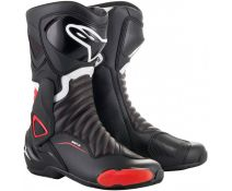 BOTAS ALPINESTARS SMX-6 V2 BLACK-RED (13)