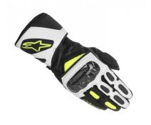 ALPINESTARS SP-2 BLACK-WHITE-FLUOR