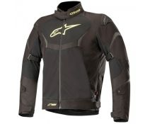 Chaqueta Alpinestars T-core Air Ds Black Fluor 155