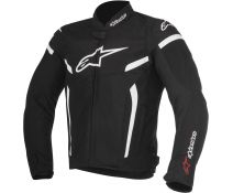 Chaqueta Alpinestars T-gp Plus R V2 Air Black-white T.S
