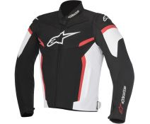 Chaqueta Alpinestars T-gp Plus R V2 Black-white-red T.s