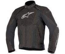 CHAQUETA ALPINESTARS T-JAWS WP BLACK-ANTHRACITE