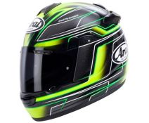 ARAI CHASER-V ELECTRIC GREEN T.L